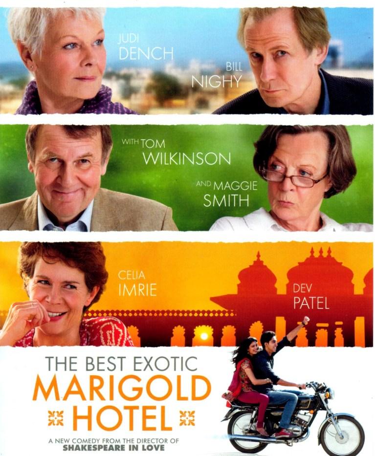 The Best Exotic Marigold Hotel · BIFA · British Independent Film Awards