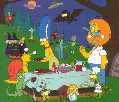 Halloween is still my favourite holiday of the year by far. Candy costumes horror films and no family obligations? Awesome. And call it nostalgia or die ...  sc 1 st  Biff Bam Pop! & Corinau0027s Cartoon Cuts: Best of Simpsons Halloween -