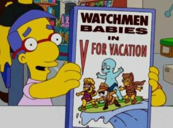 Watchmen Babies