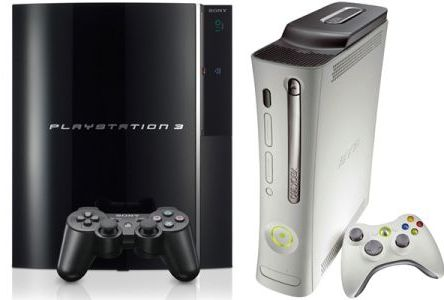 Playstation 3 and Xbox 360