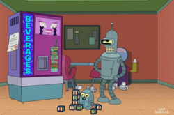 bots and bees futurama