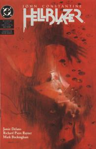 Hellblazer 10 cover