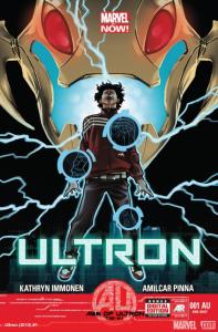 Ultron 1 cover