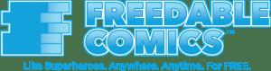 Freedable Comics logo