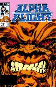 Alpha Flight #10