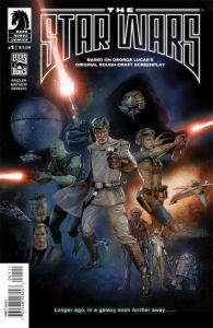 The Star Wars 1 cover