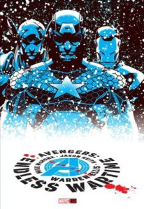 avengers endless wartime cover