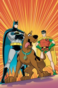 ScoobyDoo Team Up 1 cover