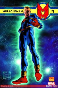 Miracleman 1 cover