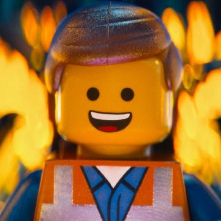 Lego Movie Emmett