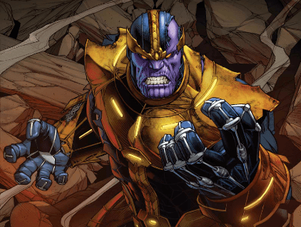 The Mad Titan Returns For Thanos Annual 1