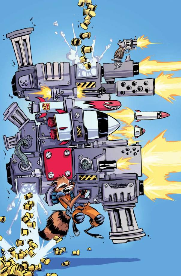 Special Skottie Young Variant Cover