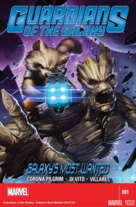 GotG GMW 1 cover