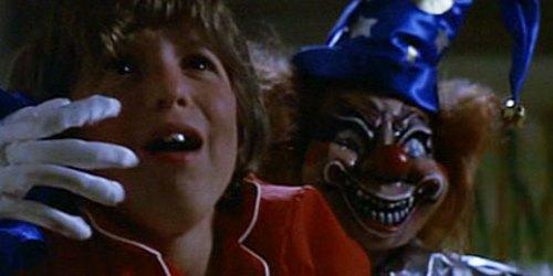 Clown Poltergeist