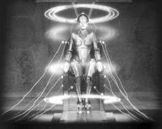 Metropolis Robot