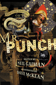 Mr Punch cover