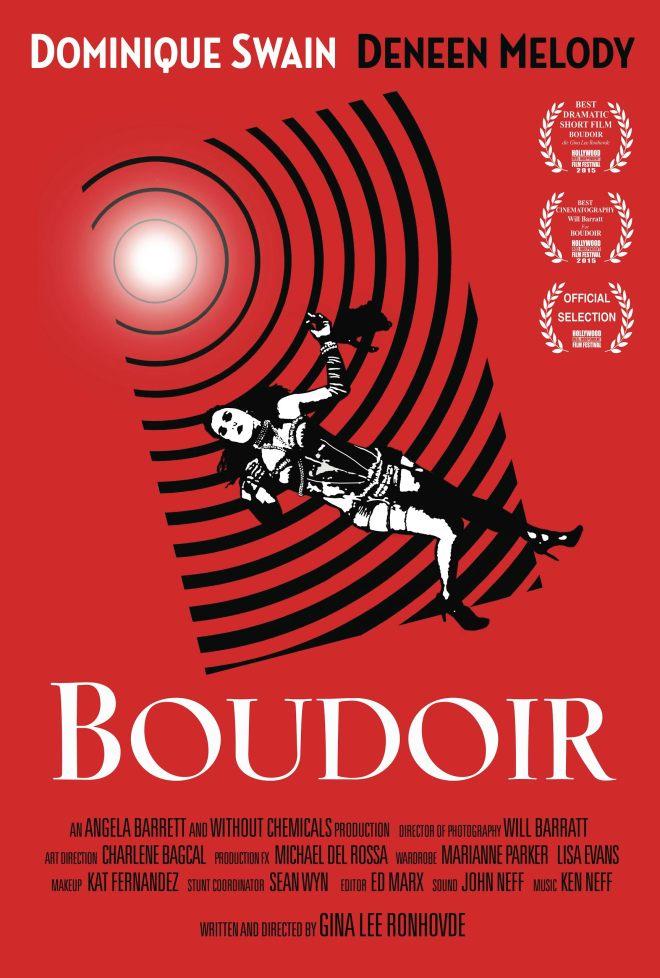 Boudoir poster