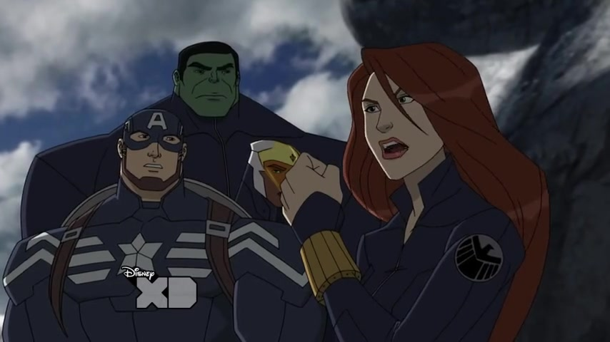 Avengers Assemble S02 E18 Secret Avengers
