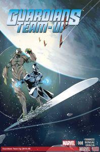 Guardians Team Up 8