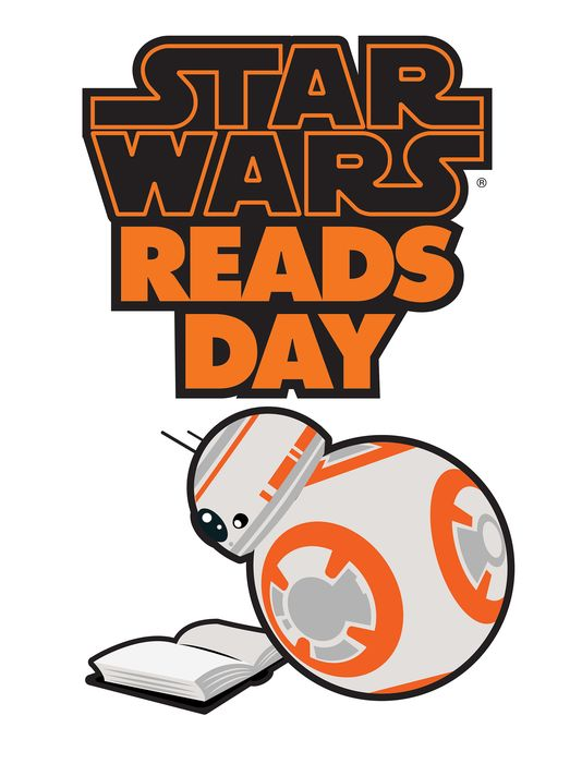 Star Wars Reads Day logo 2015