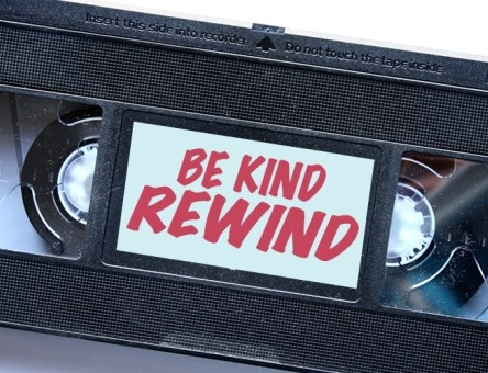 Be Kind, Rewind