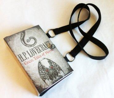 HP Lovecraft purse