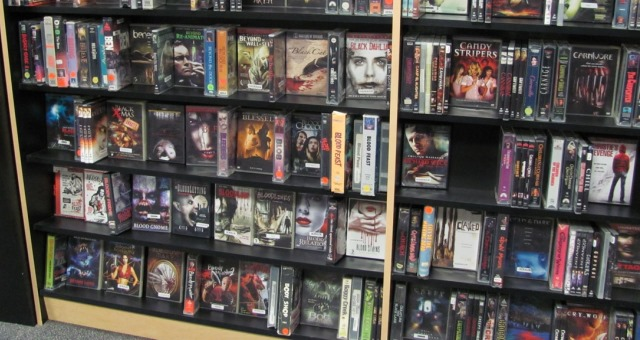 Video Rental Stores