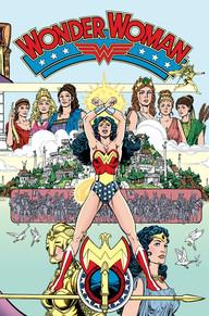 Wonder Woman George Perez Omnibus
