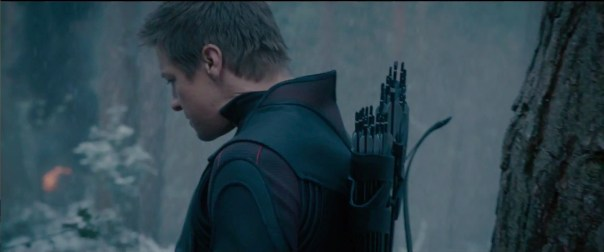 No love for poor Hawkeye...