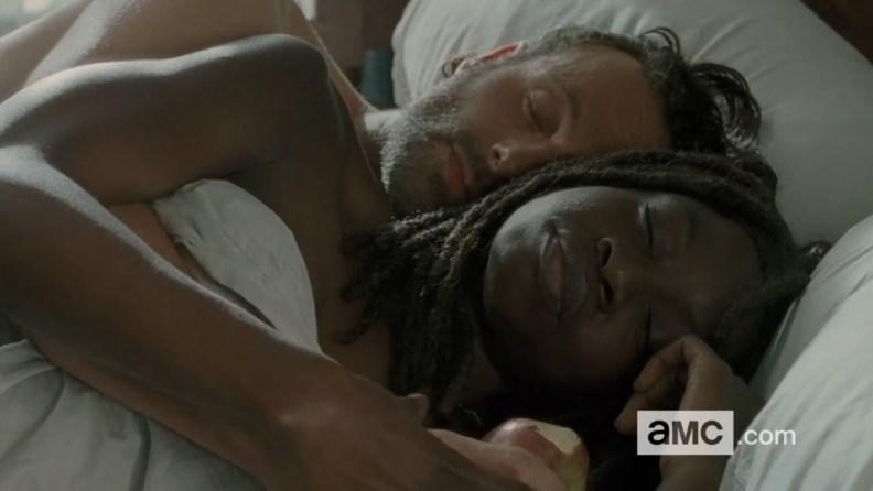 Rick & Michonne e15