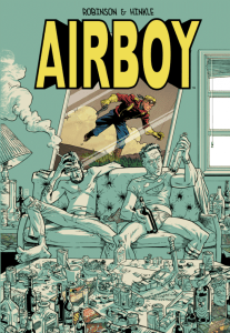 AirBoy Deluxe HC cover