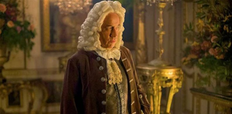 Outlander, Season 2 - Simon Callow