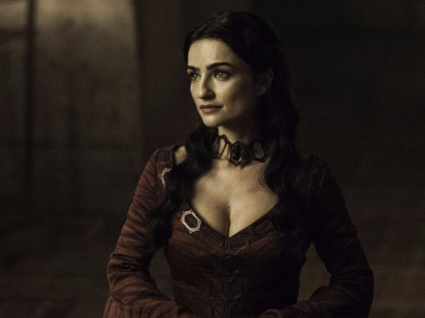 I know Stannis lost half his men following Melisandre, really what are the chances of that happening again?