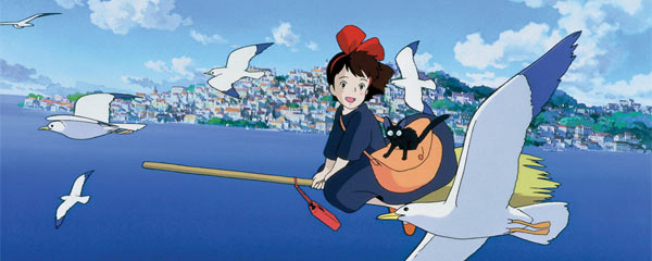 Kiki's Delivery Service City