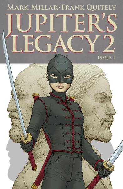 Jupiters Legacy Vol 2 #1