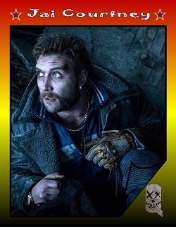 Actor Trading Cards - Suicide Squad - Jai Courtney