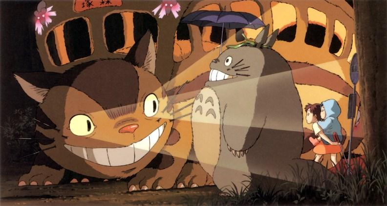 Totoro Catbus