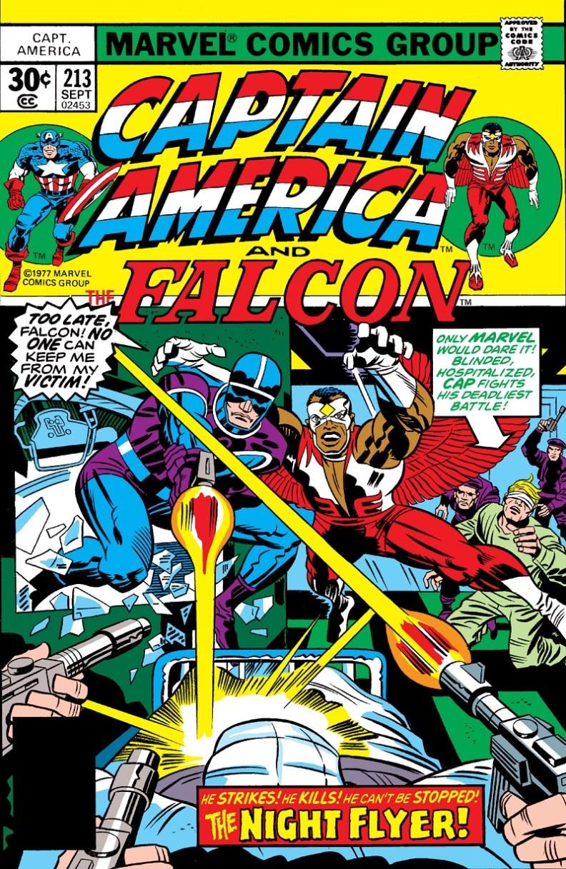 Captain America 213-000
