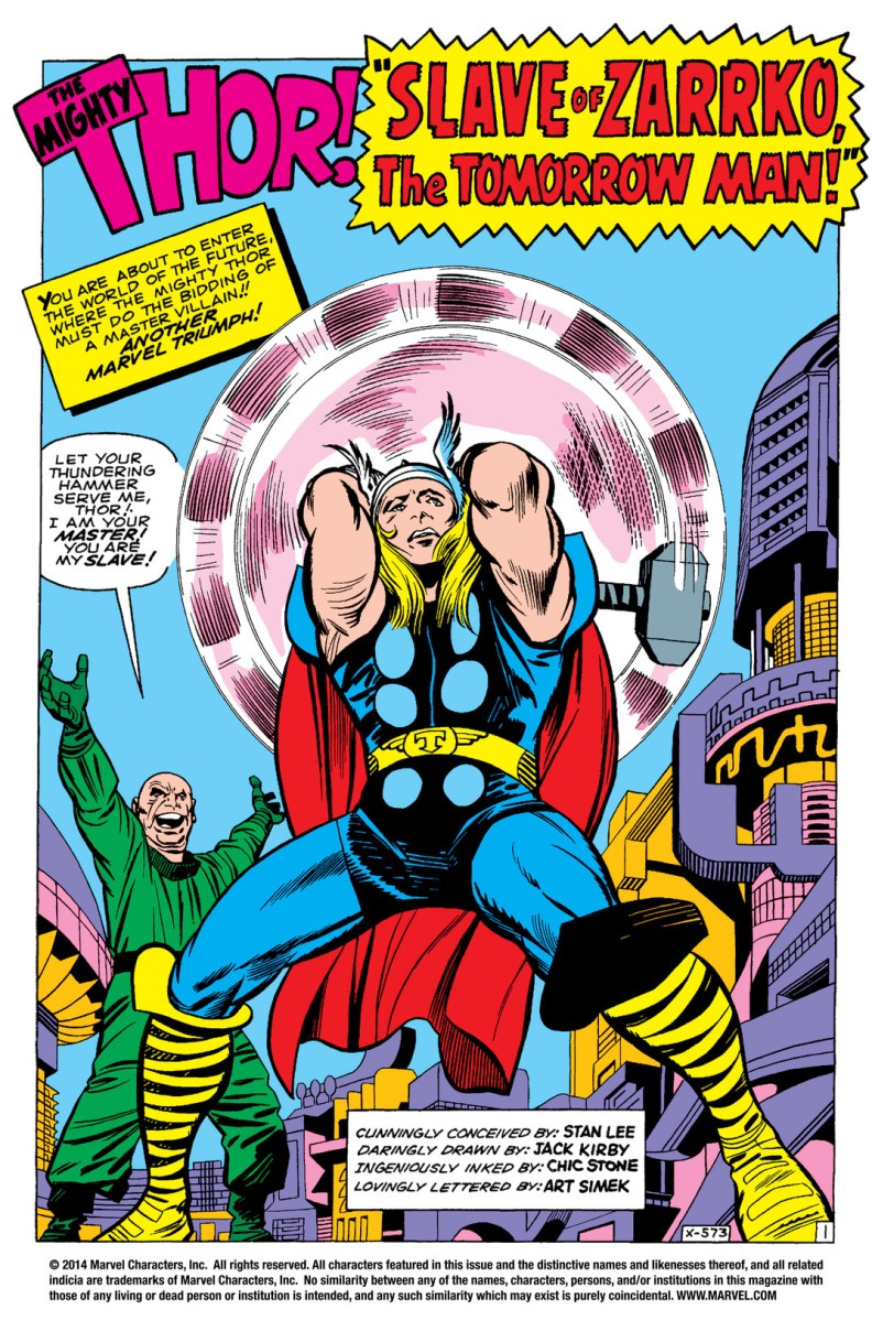 Thor Epic Collection - The God Of Thunder-291