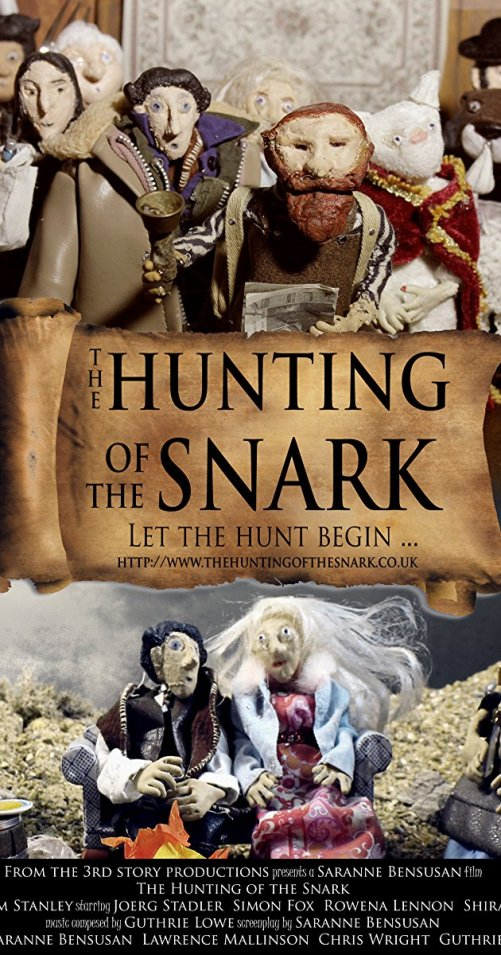 Hunting of the Snark poster