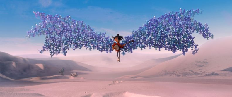 kubo and the two strings birds