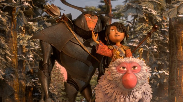 kubo and the two strings companions