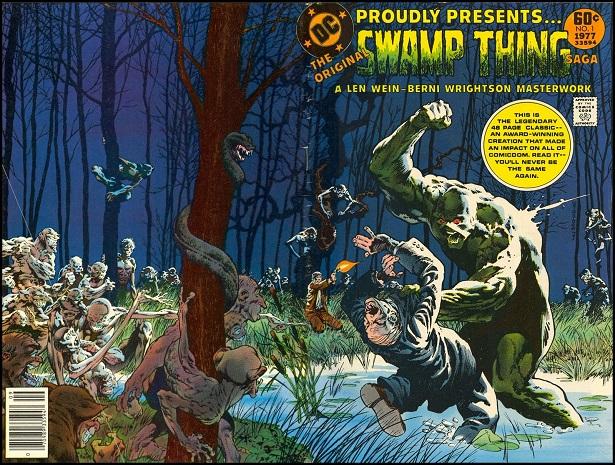 Swamp Thing BErnie