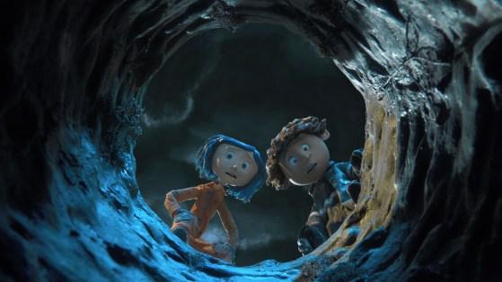 Coraline Whybie tunnel