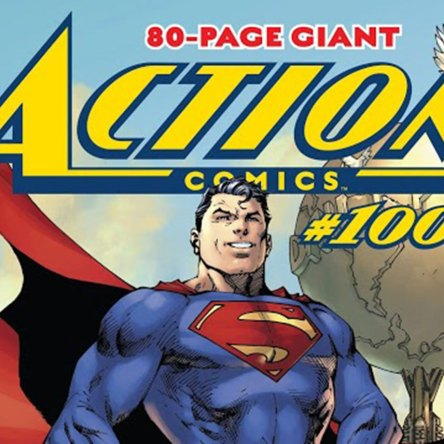 action comics comic book superman