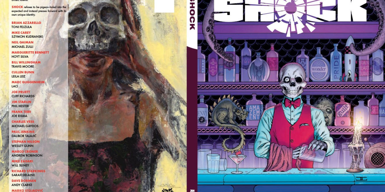 Aftershock SHOCK Anthology comic book compilation