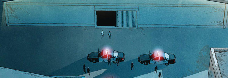 A Walk Through Hell Garth Ennis Goran Sudzuka Aftershock Comics