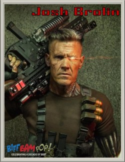 Actor Trading Cards - Josh Brolin