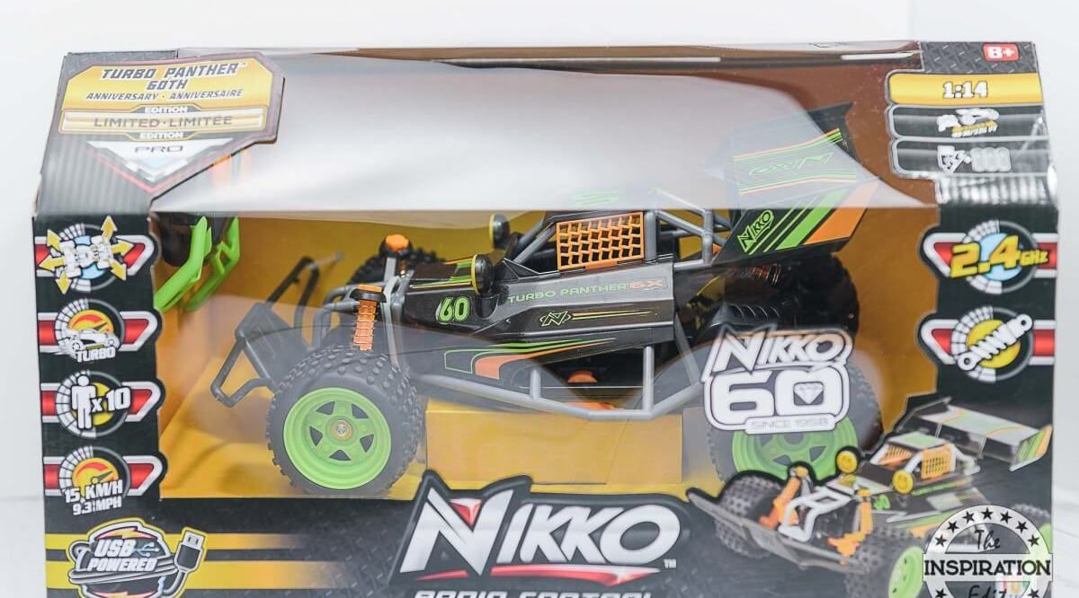 Nikko Turbo Panther