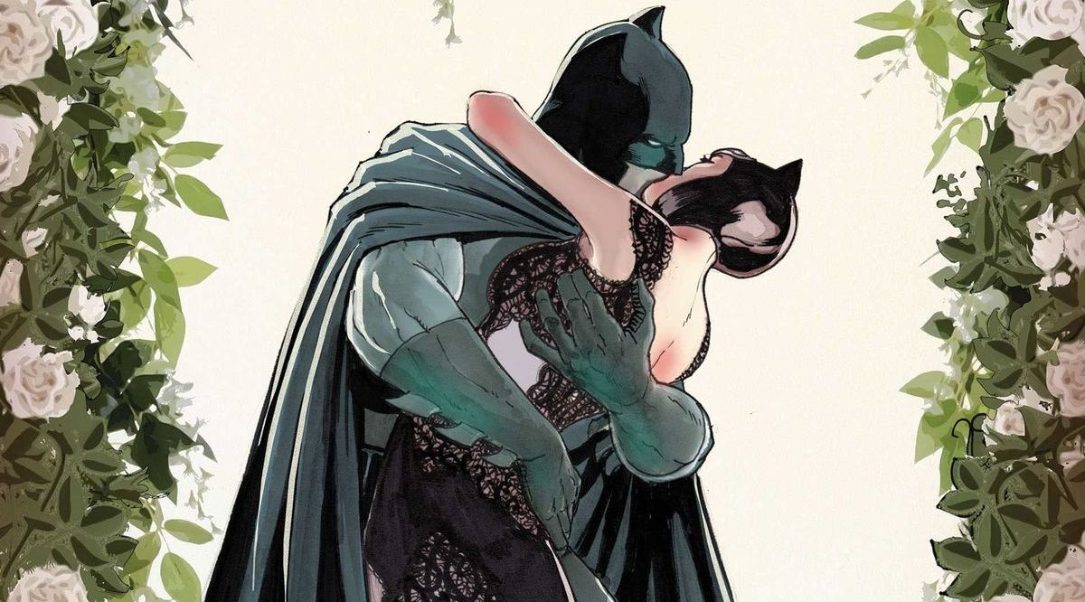 Batman Catwoman Wedding